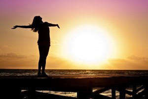 woman-girl-freedom-happy-sun-silhouette-sunrise