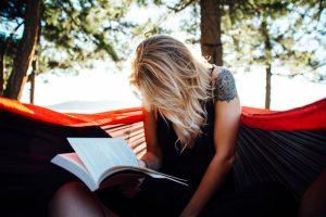 woman-reading-book-read-hammock-leisure-female